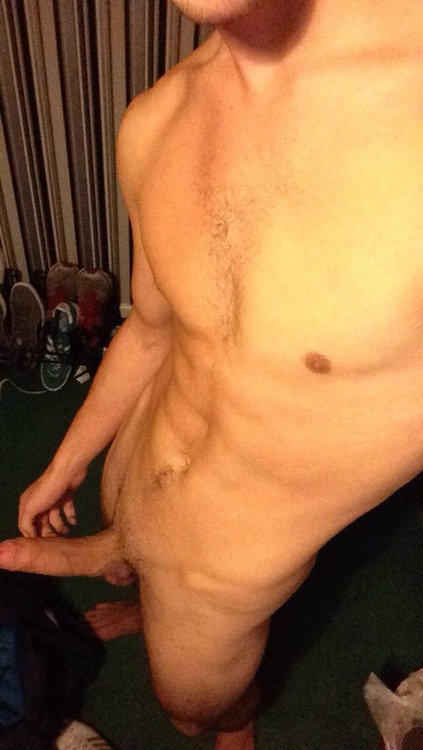 Naked Guy Selfie 4
