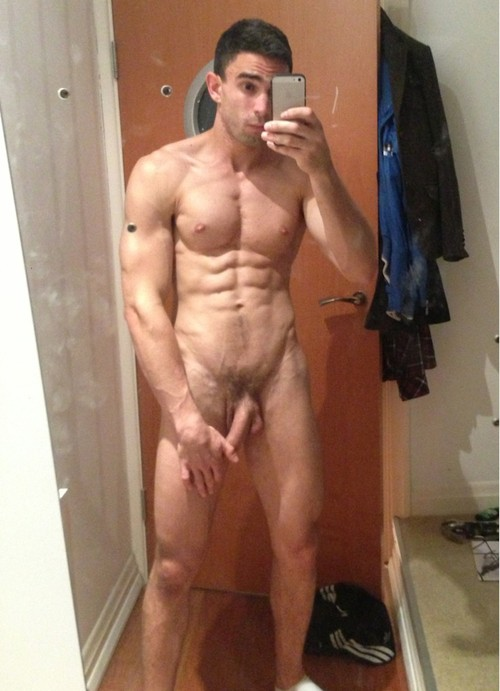 Naked Guy Selfies 2