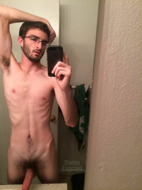 Naked Guy Selfies 4