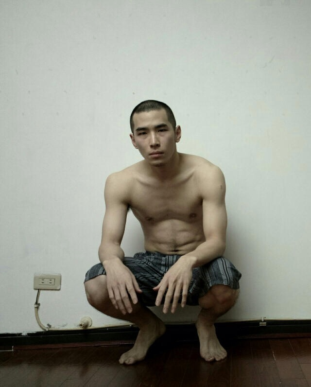 naked male asian
