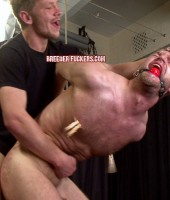 Breeder Fuckers - Yuris Tied and Ball Gagged